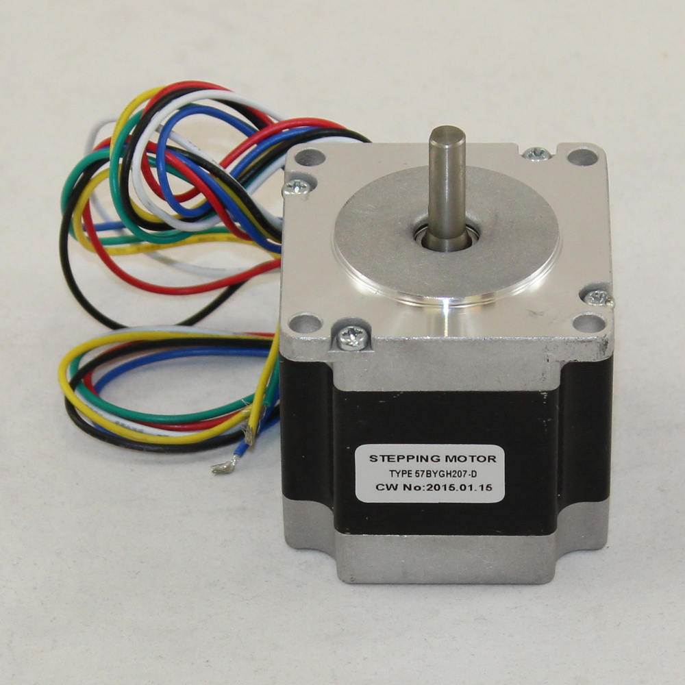 STEPPER MOTOR WITH