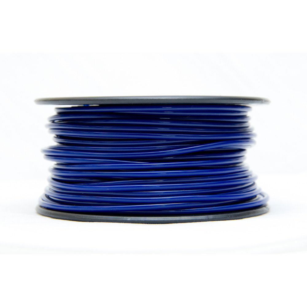1.75mm Navy ABS 3D Printer Filament - 0.5kg Spool