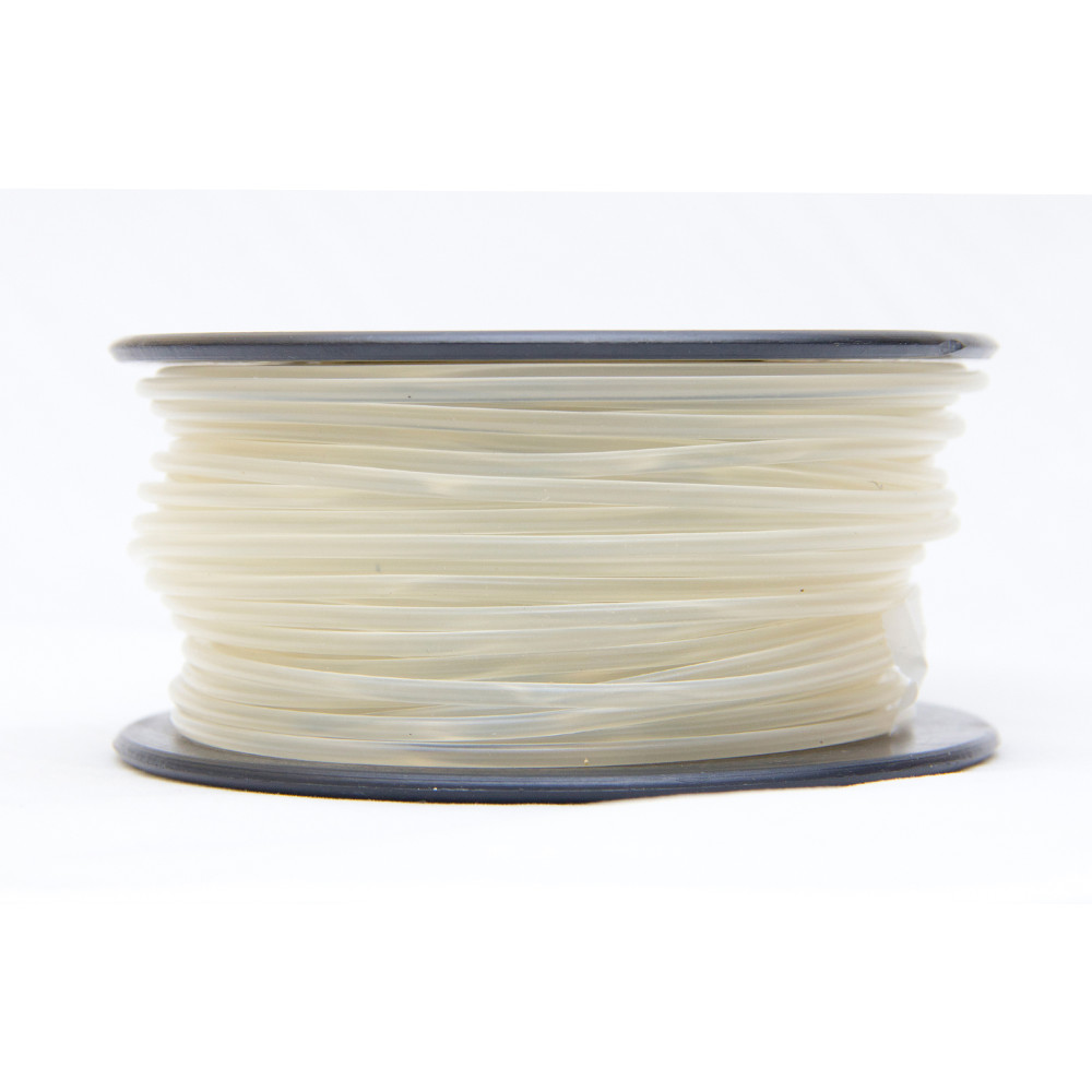 ABS, 3.0 MM, 1 KG SPOOL - PREMIUM 3D FILAMENT - TRANSLUCENT