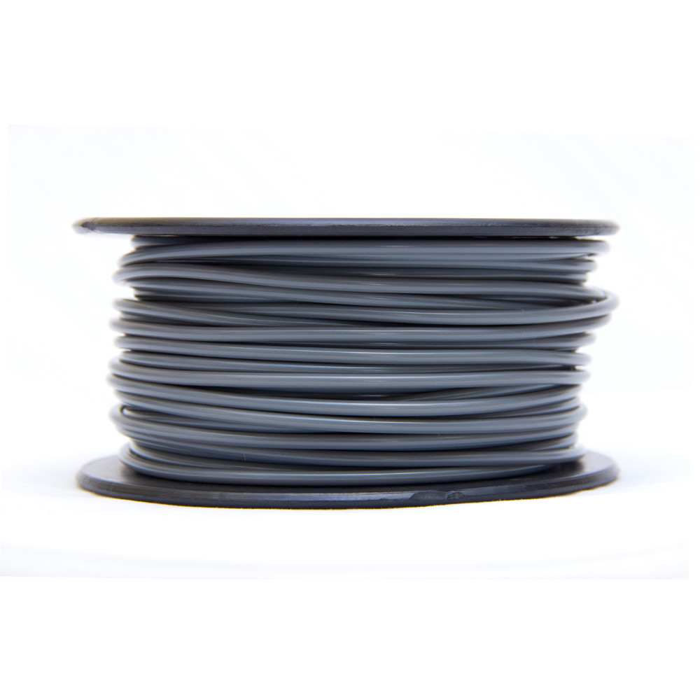 ABS, 3.0 MM, 0.5 KG SPOOL - PREMIUM 3D FILAMENT - GREY
