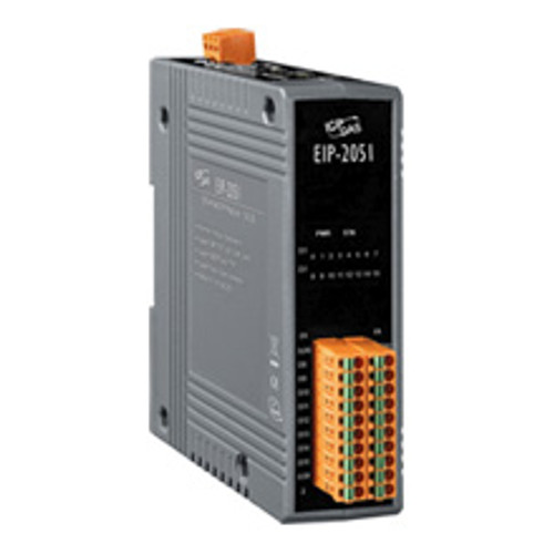 ISOLATED 16 CHANNEL DI ETHERNET/IP MODULE,