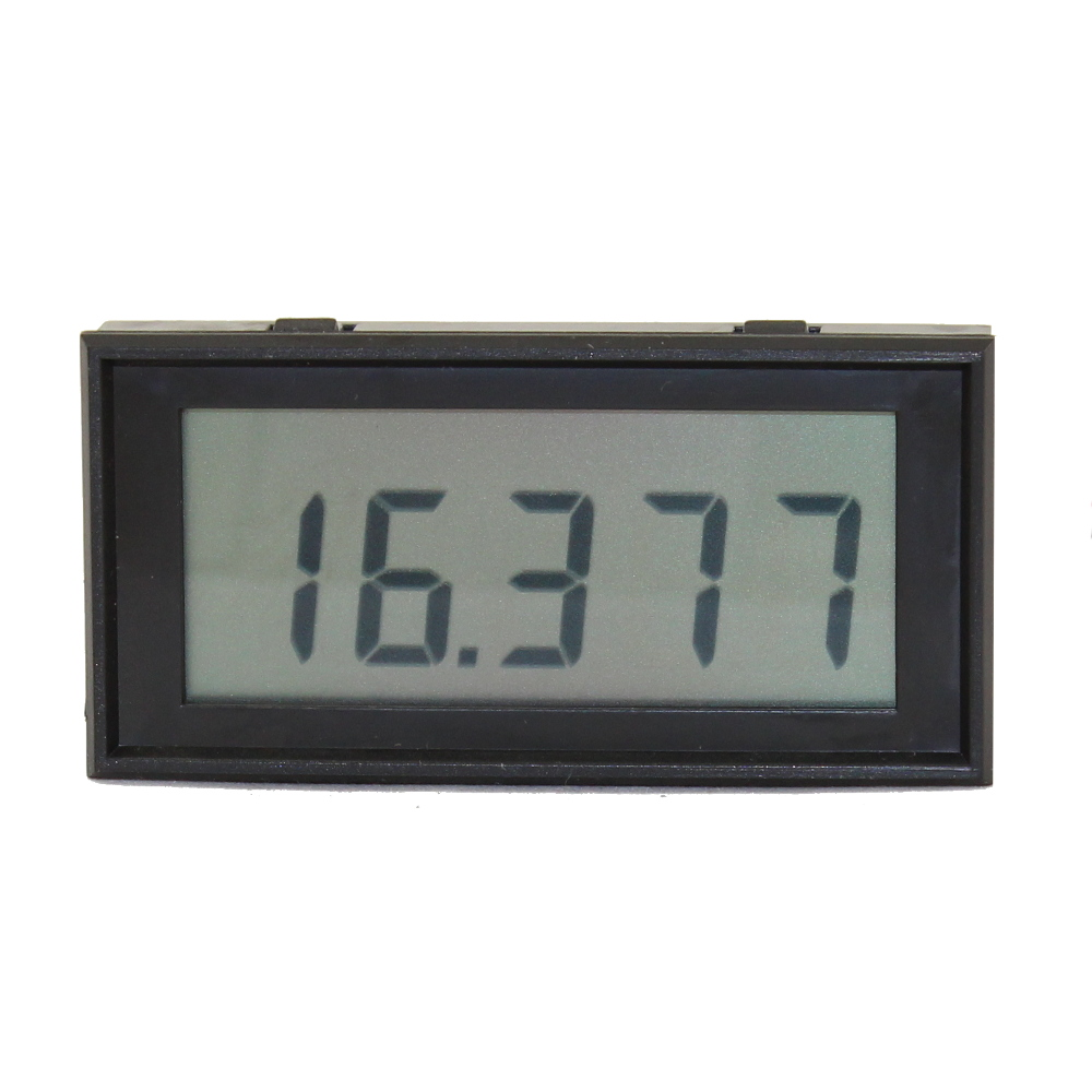 Lcd Panel Meter : New lcd panel meter digital meters circuit