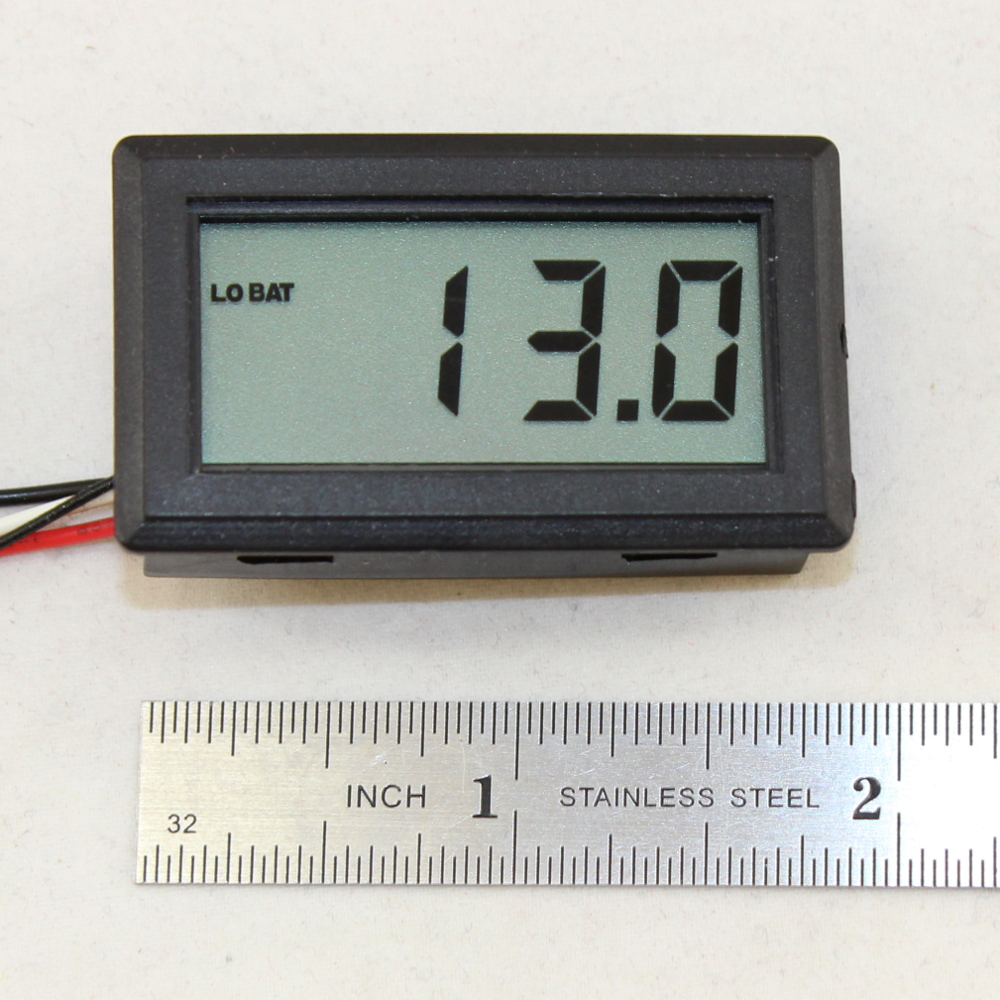 PM628 3½ Digit LCD Digital Panel Meter