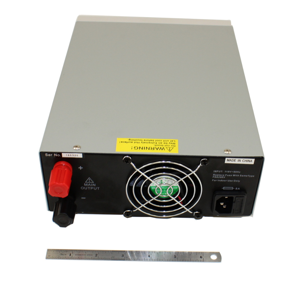15 Volt DC 40.0 Amp Switch Mode Power Supply