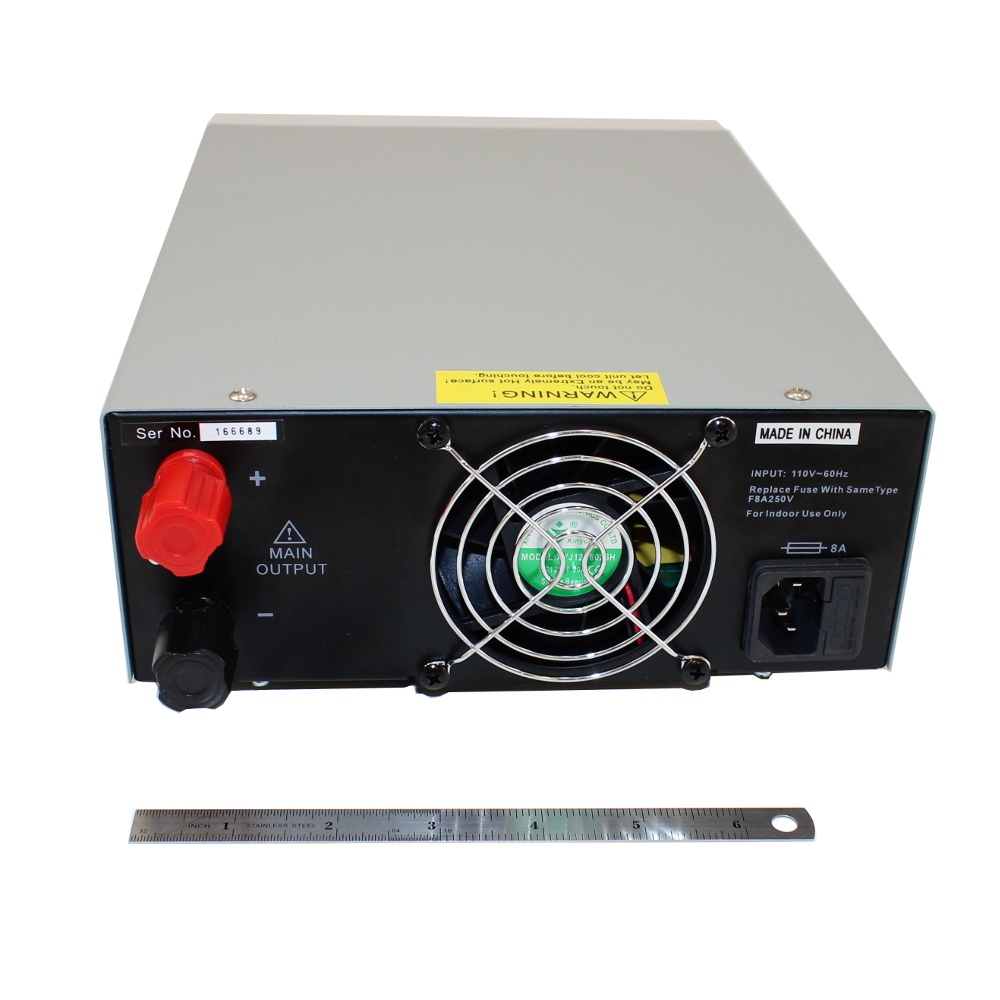 60 Volt DC 10.0 Amp High Output Switch Mode Power Supply