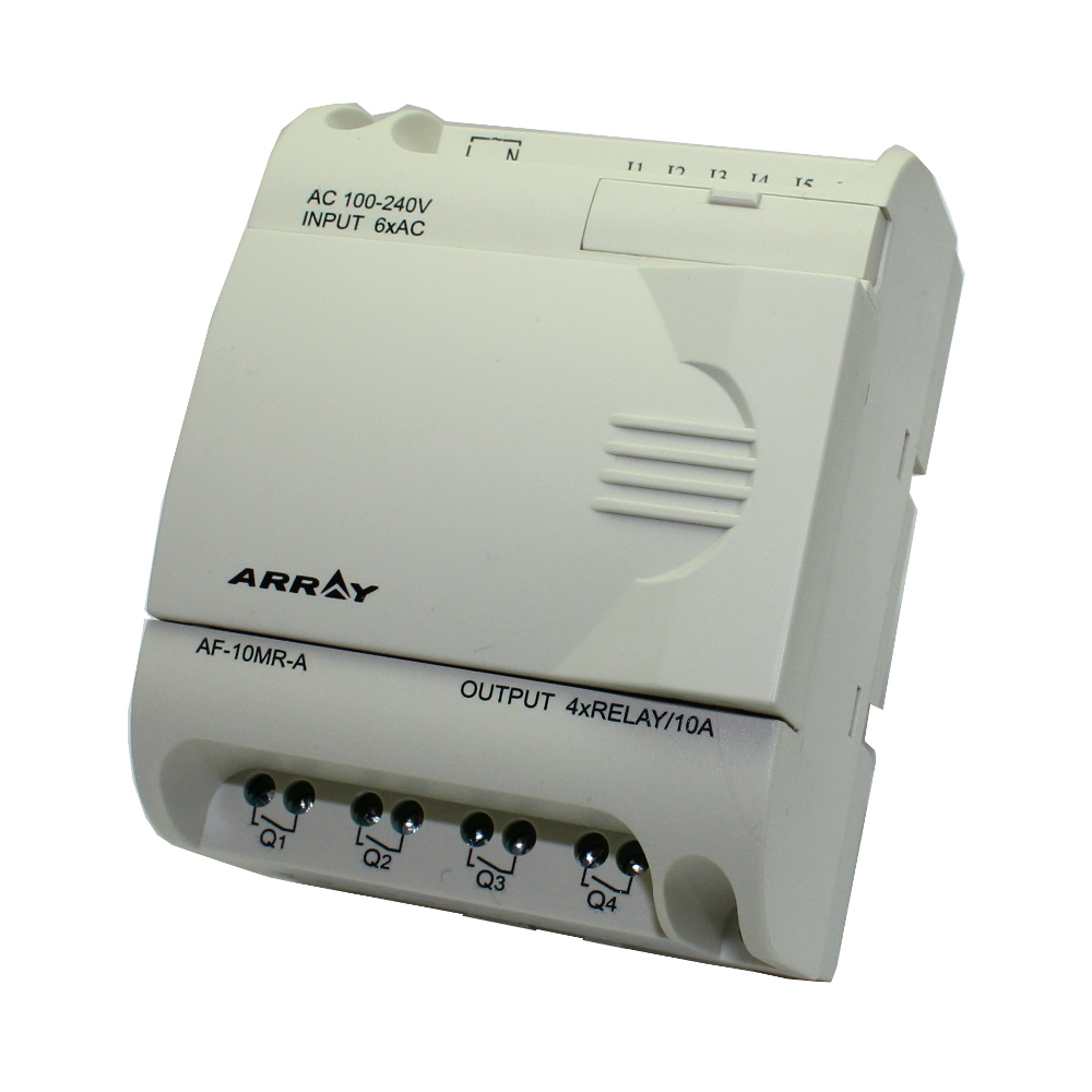 Array AF-10MR-A Multi-function DIN Mount AC PLC