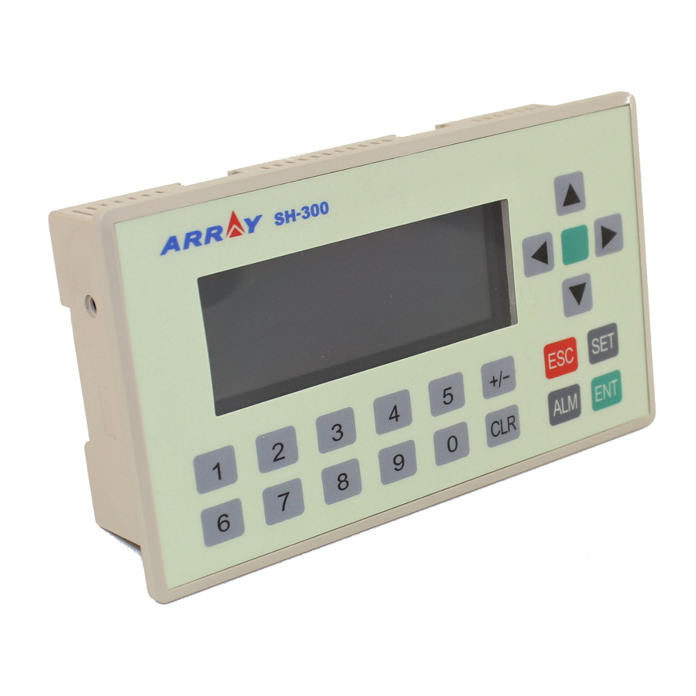 ARRAY SWITCHING POWER SUPPLY & TEXT DISPLAY