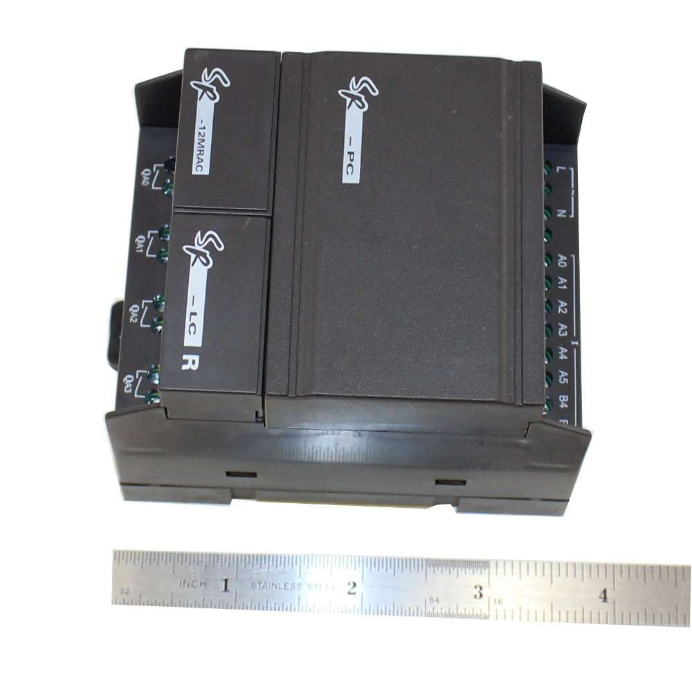 Array SR-12MRAC Multi-function DIN Mount AC PLC