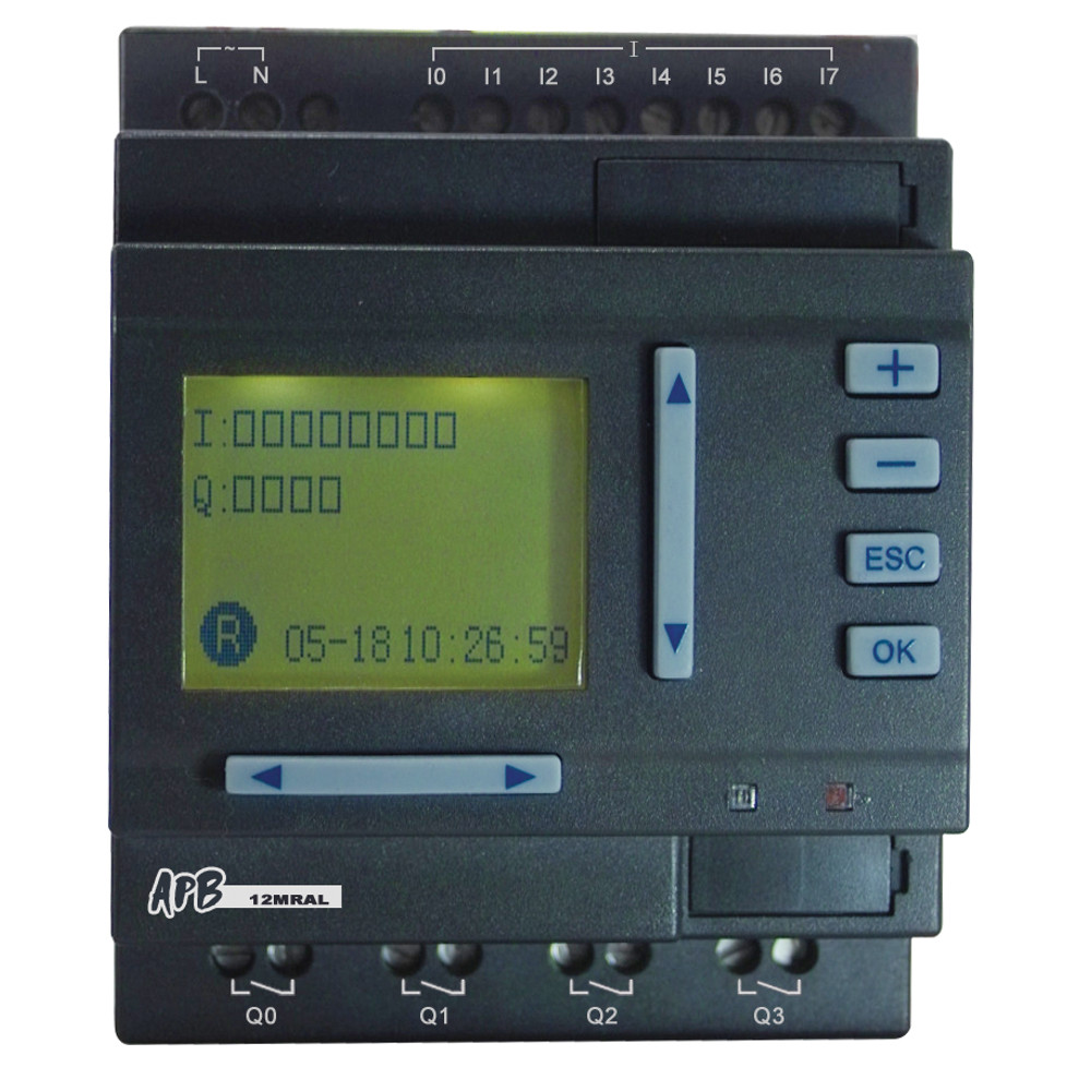 Array APB-12MRAL 110-220V AC Programmable Logic Controller