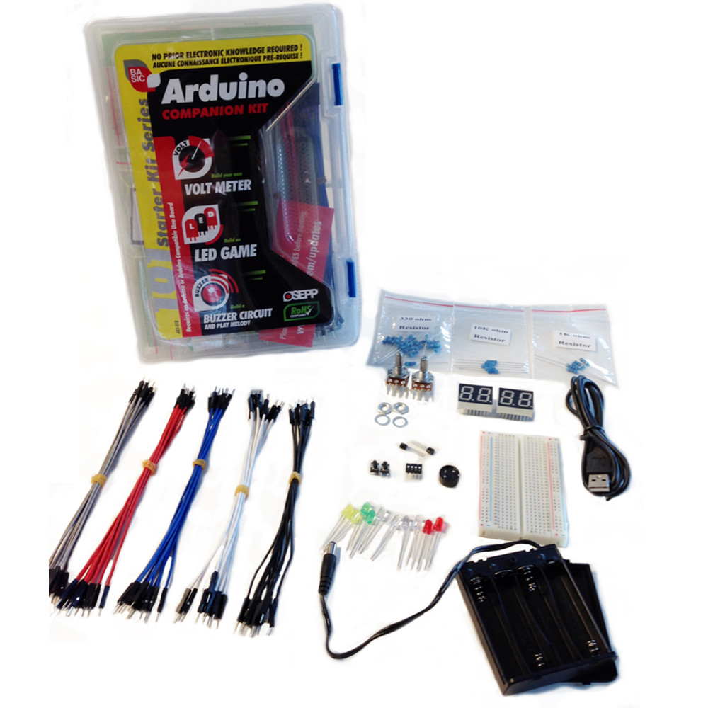 ARDUINO COMPANION KIT