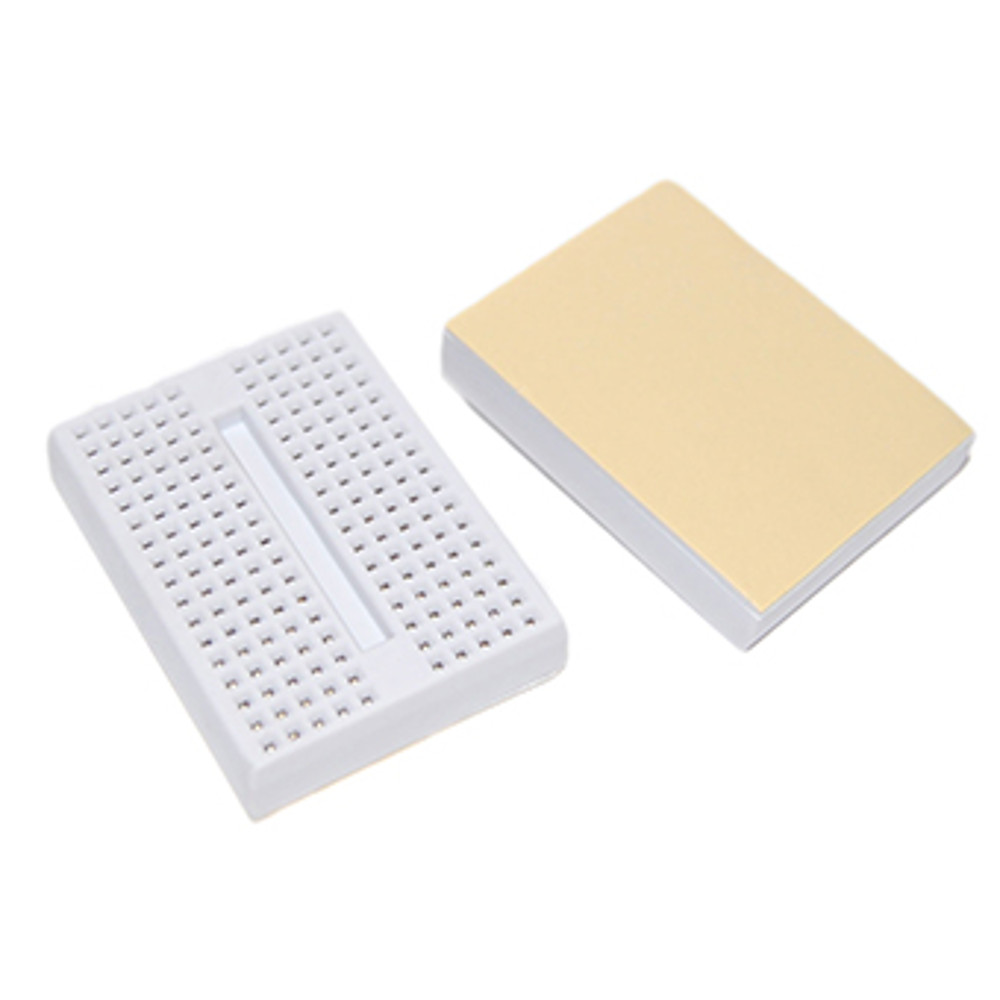 MINI BREADBOARD - SELF ADHERING (2 PACK)