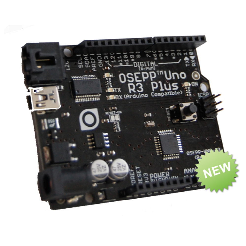 Arduino Compatible Uno R3 Plus