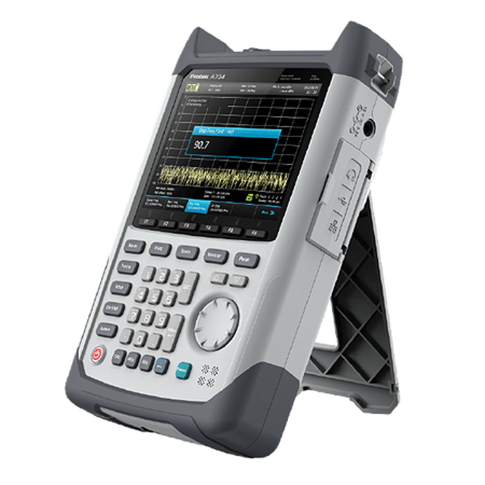 Rf Test Equipment Frequency Counters Tracers Featured Electrical Circuit And Testers At Protek A734 Handheld Spectrum Analyzer 100khz To 44ghz