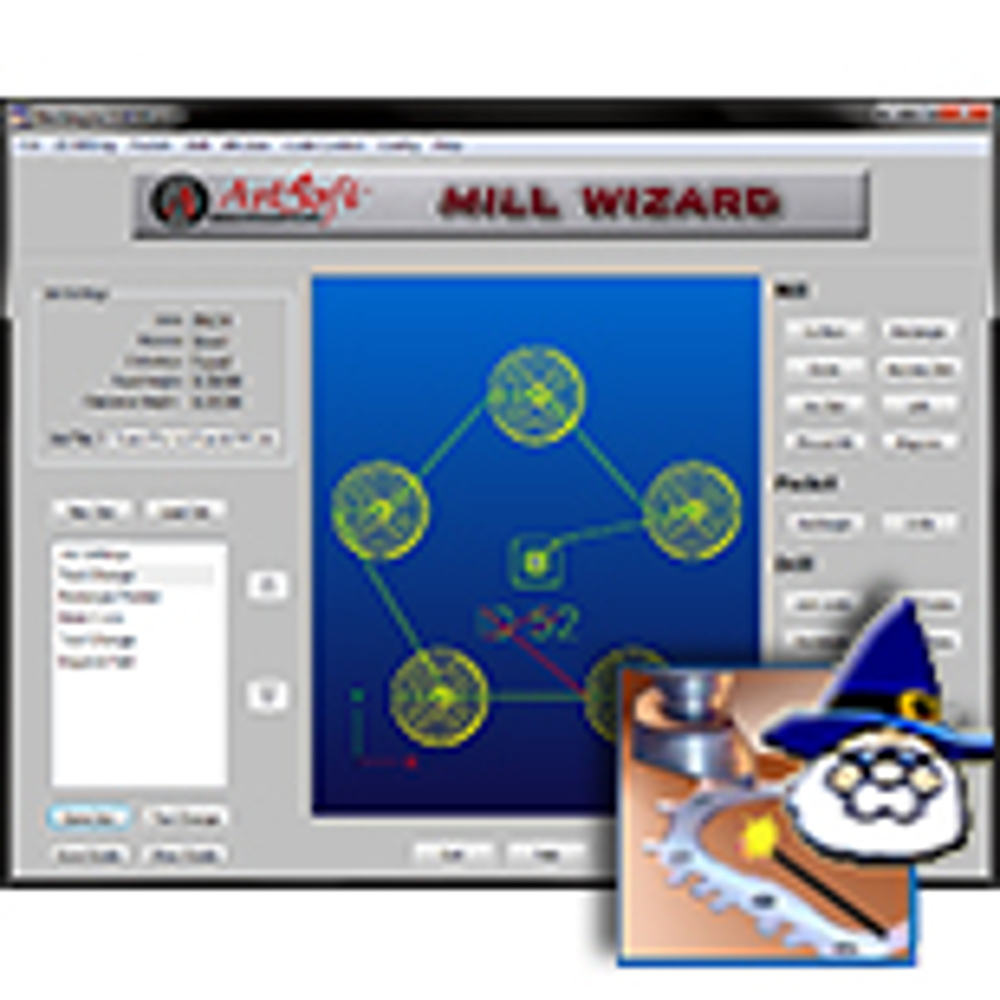 Mill Wizard Software License