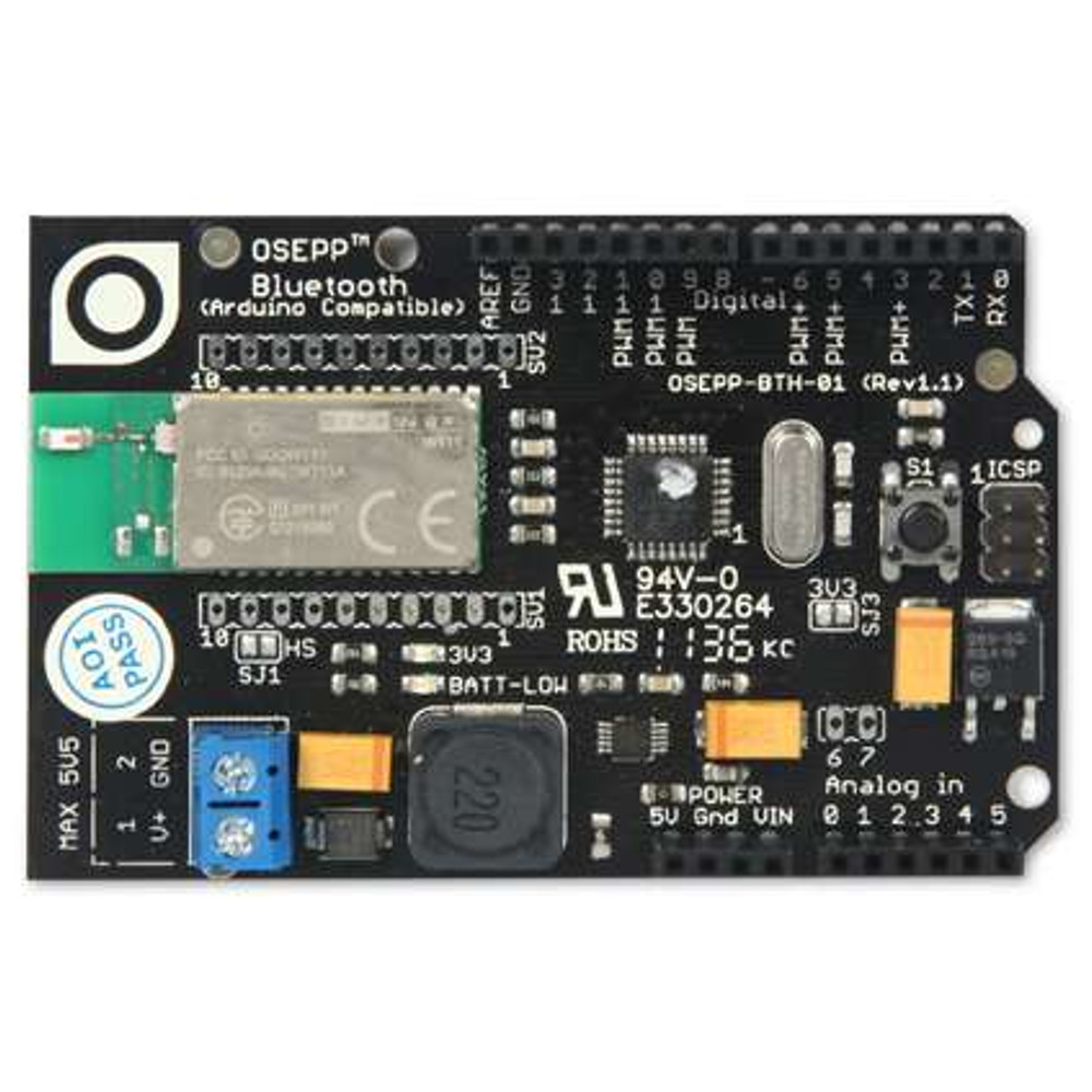 BTH-01 Arduino Compatible module with Bluetooth