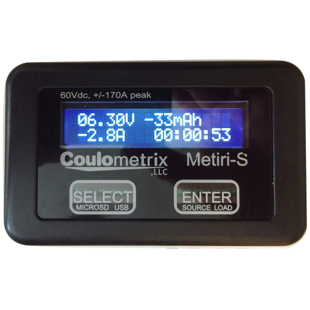 METIRI SMART ENERGY METER - Scientific Model
