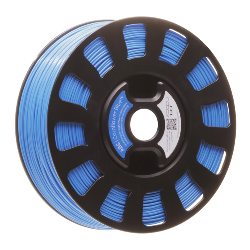 ROBOX ABS FILAMENT - CORNFLOWER BLUE