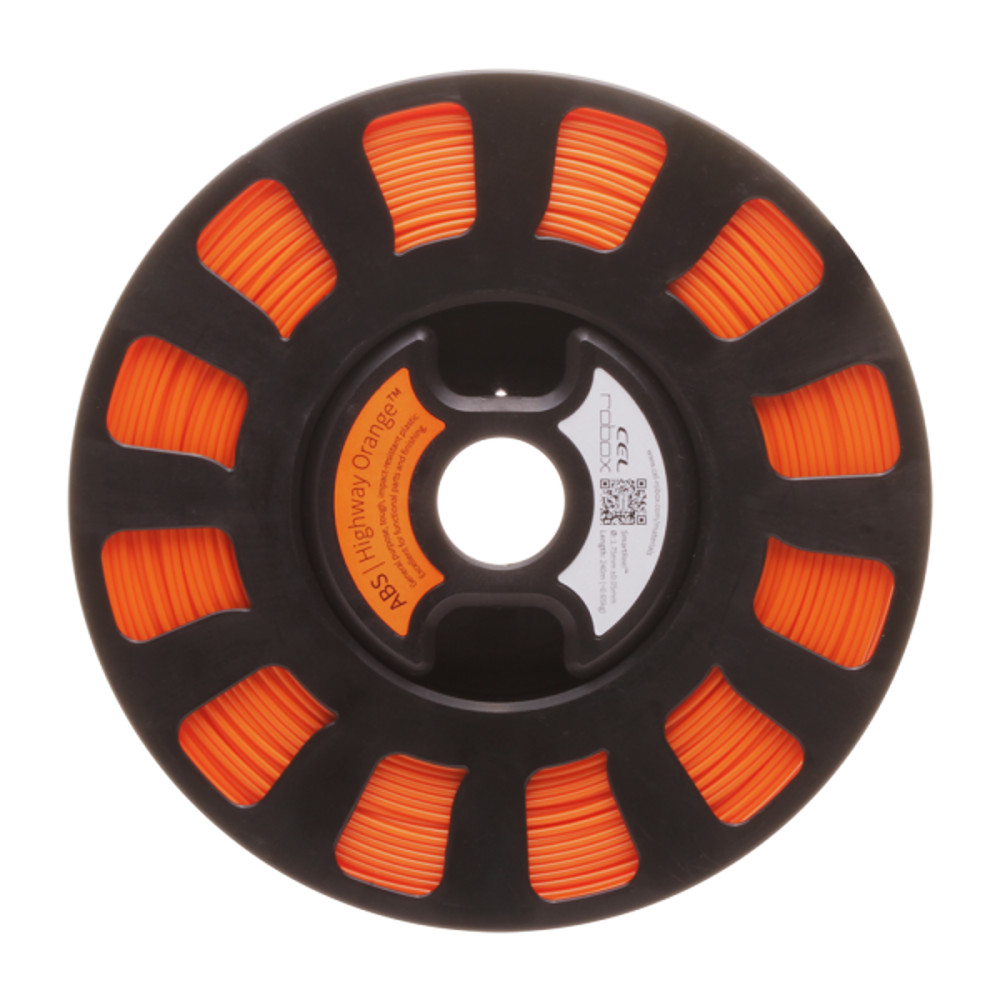 ABS Filament - TitanX Orange