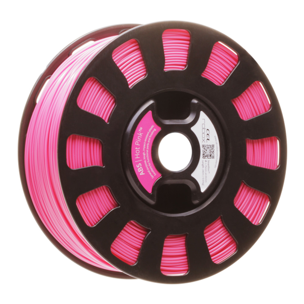 ROBOX ABS FILAMENT - HOT PINK