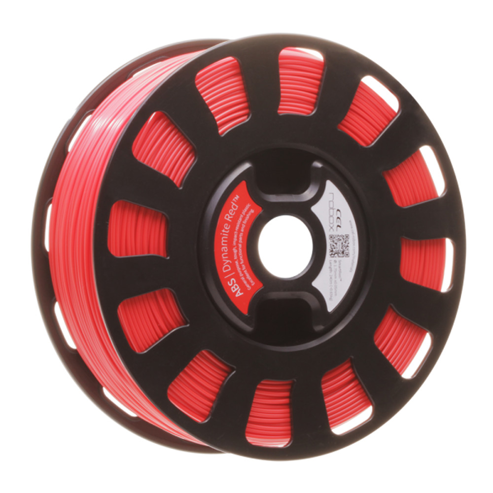 ROBOX ABS FILAMENT - DYNAMITE RED