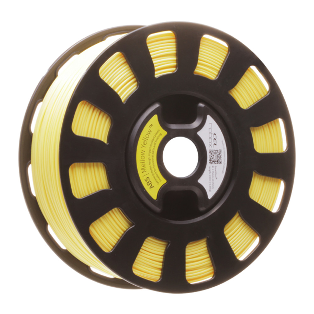 ROBOX ABS FILAMENT - MELLOW YELLOW