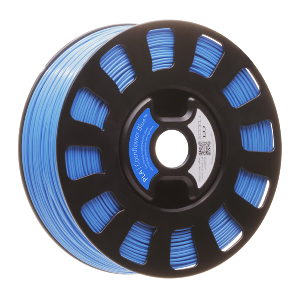 ROBOX PLA FILAMENT - CORNFLOWER BLUE