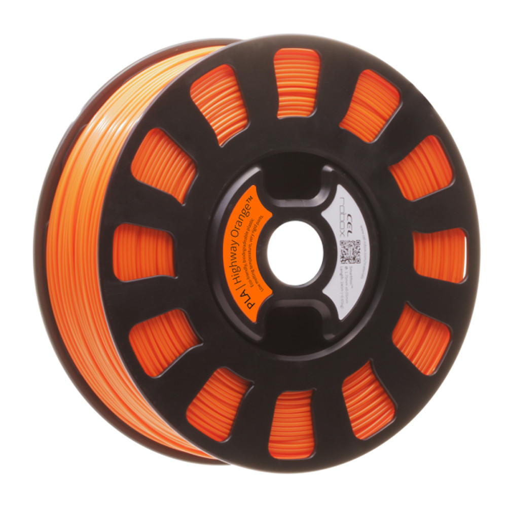 ROBOX PLA FILAMENT - HIGHWAY ORANGE