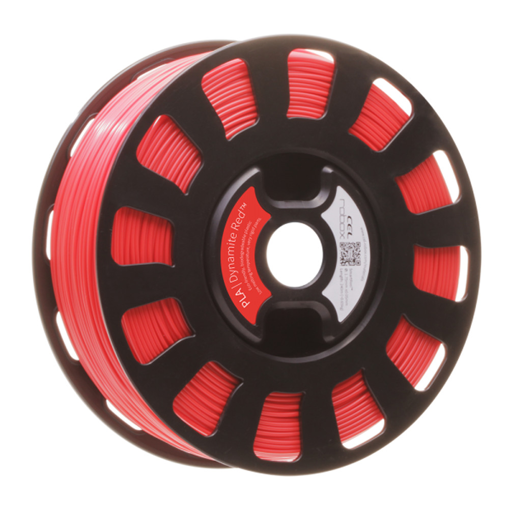 ROBOX PLA FILAMENT - DYNAMITE RED