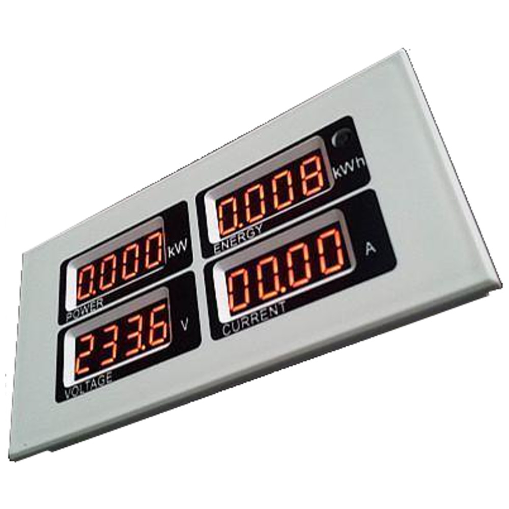 AC PANEL METER 80-260 V 0-100AMPS