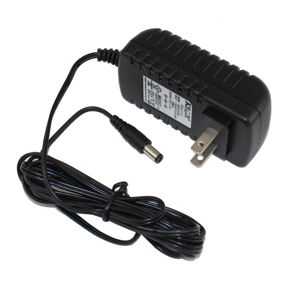 24 Volt DC 0.7 Amp Plug In Wall Mount Power Supply