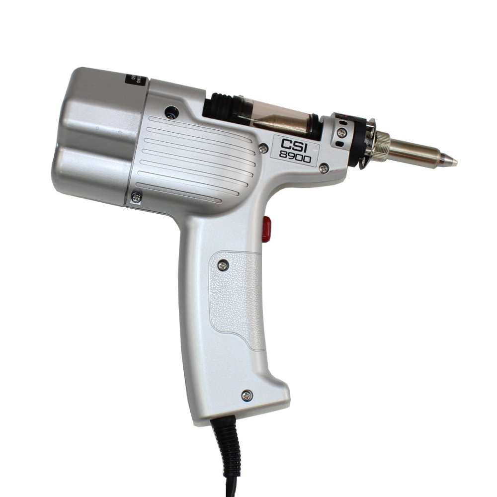 BlackJack SolderWerks Solder Suction Gun and Lighted Soldering Iron Combo