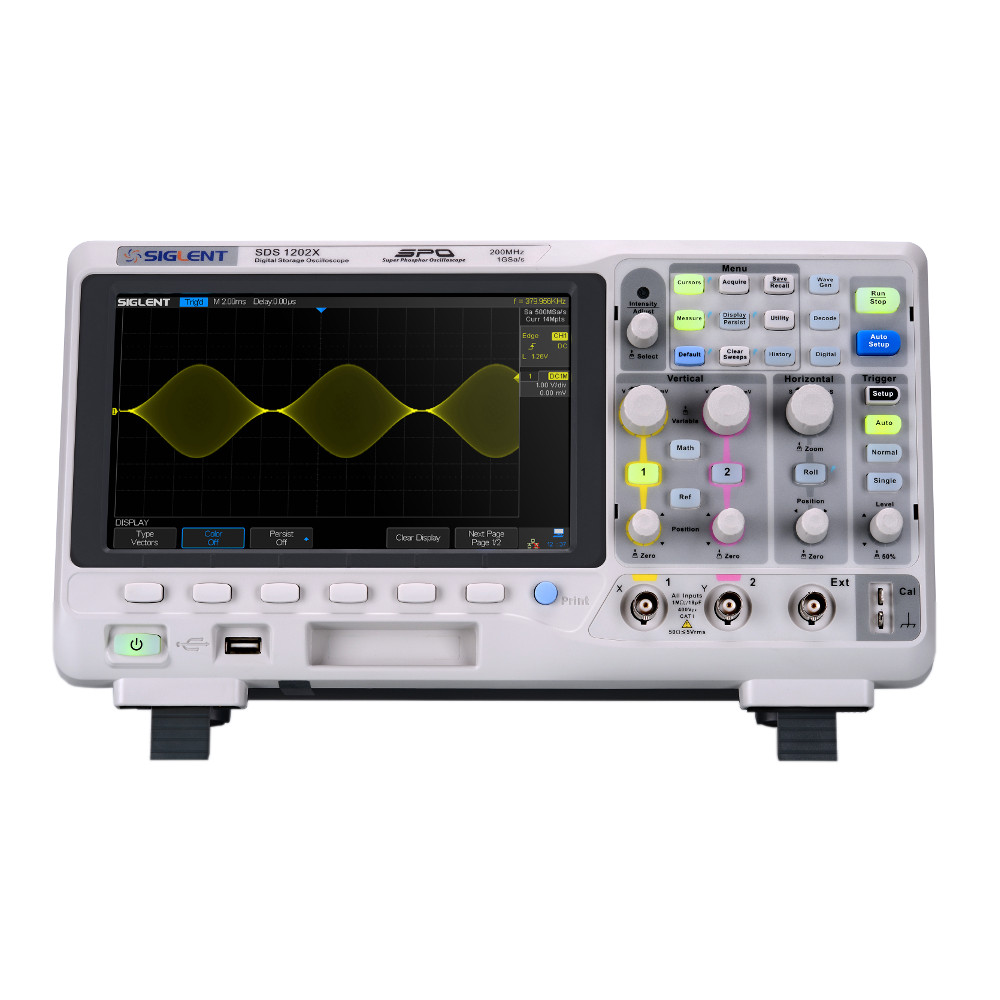 60,000WFM/S WAVEFORM CAPTURE RATE; 8'' DISPLAY(800*480 PIXELS); SPO TECHNOLOGY