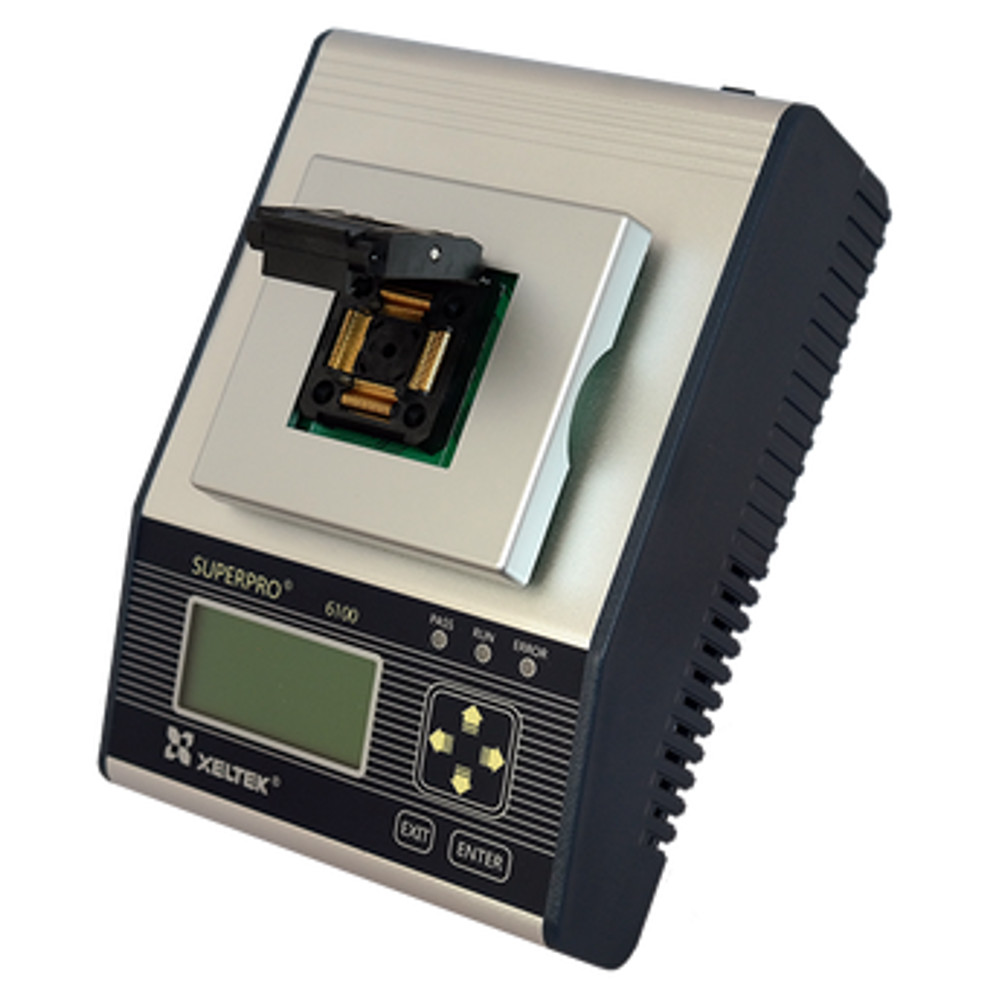 USB INTERFACED ULTRA-FAST 144-PIN STAND-ALONE UNIVERSAL PROGRAMMER