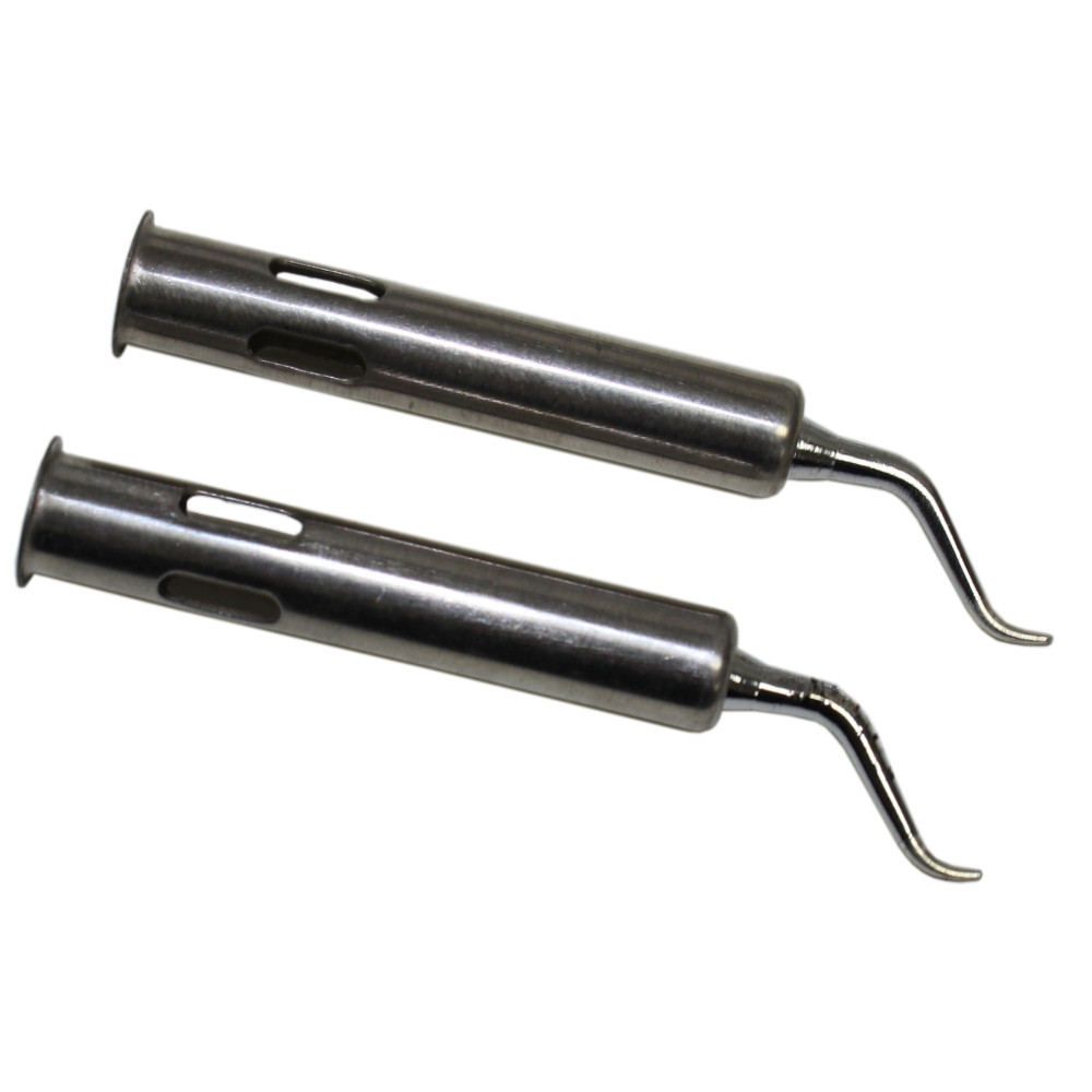 REPLACEMENT TWEEZER TIP ASSEMBLY SET OF 2 FOR 907M TWEEZER HANDLE