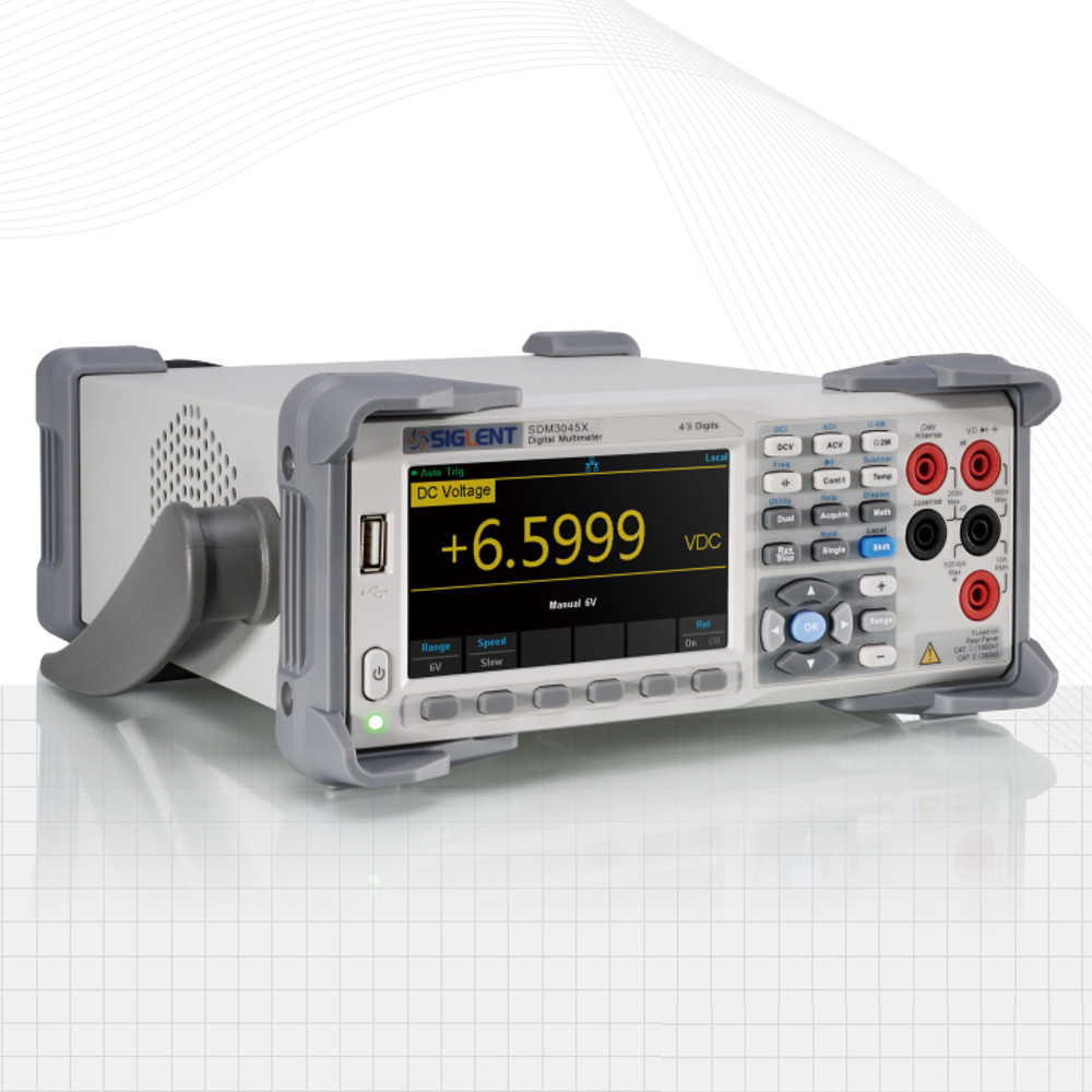 Siglent SDM3045X 4½ Digit Dual-Display Digital Multimeter