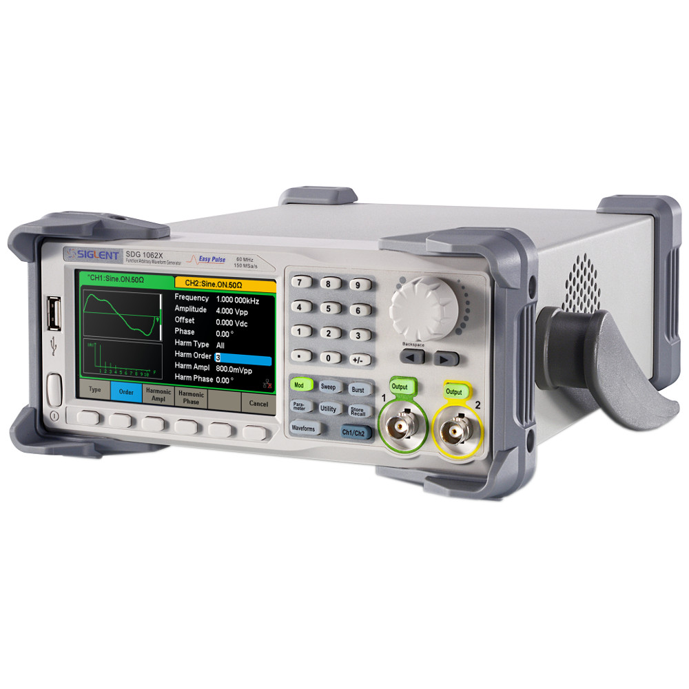 60MHZ; 2 CHANNELS; 150MSA/S; WAVE LENGTH: 16KPTS; FUNCTION/ARBITRARY WAVEFORM OUTPUTAMPLITUDE:4MV ~ 20VPP (HIGH IMPEDANCE)