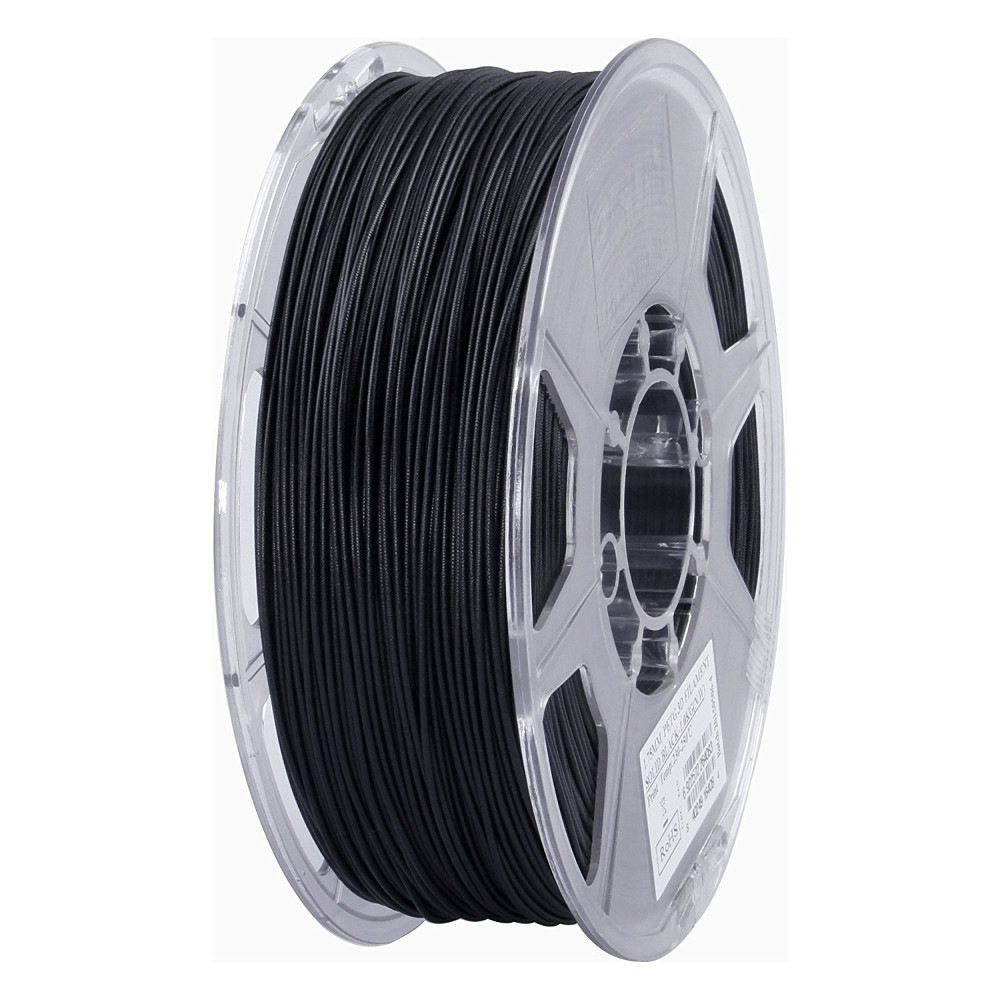 eSUN PETG filament 1.75mm Solid Black 1kg