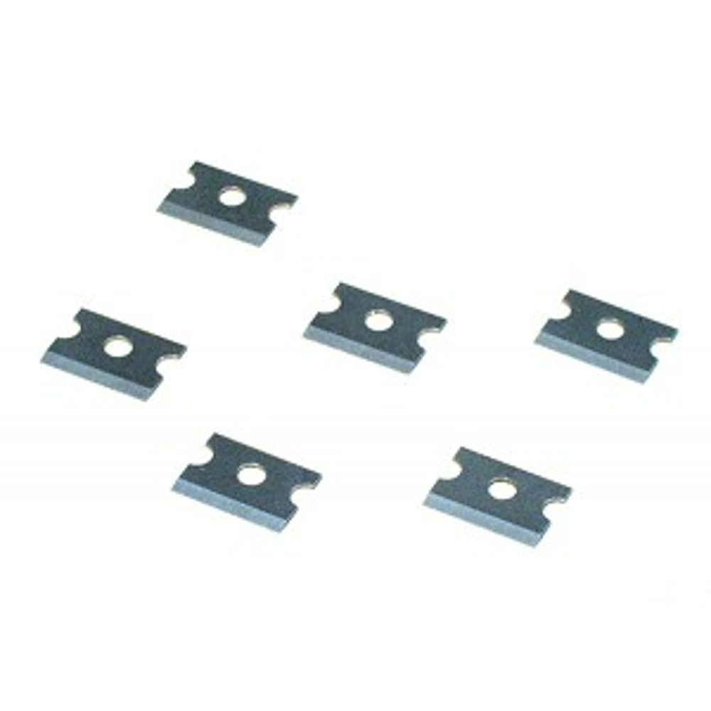 1 PKG REPLACEMENT BLADES FOR H