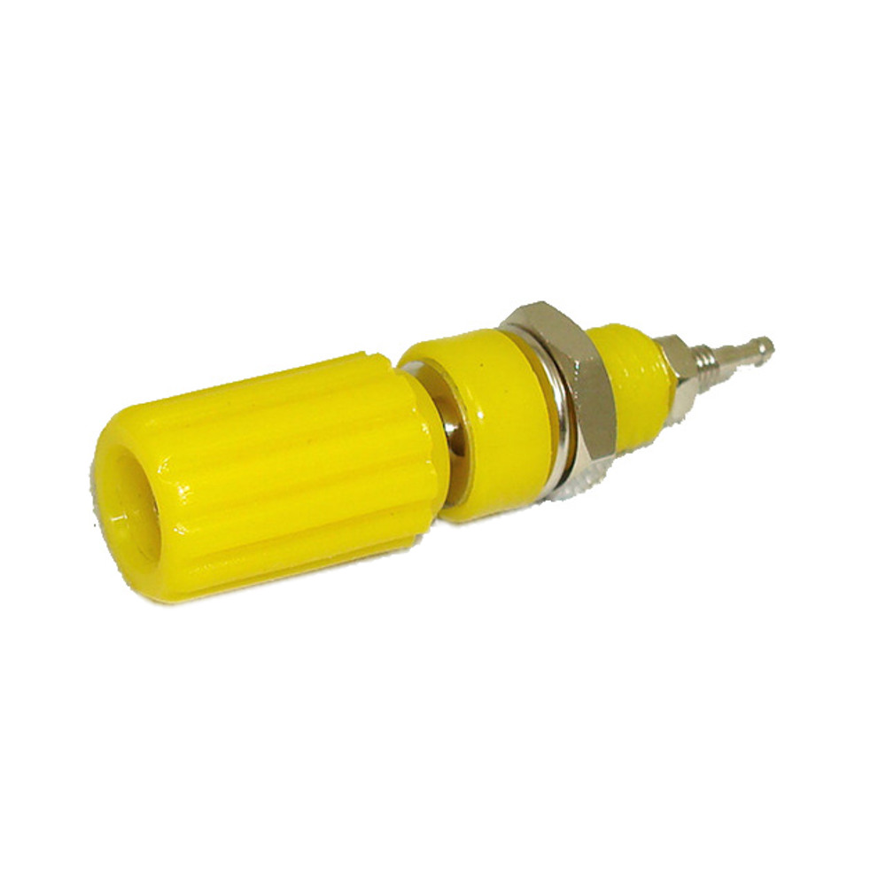 INSULATED BANANA JACK YELLOW