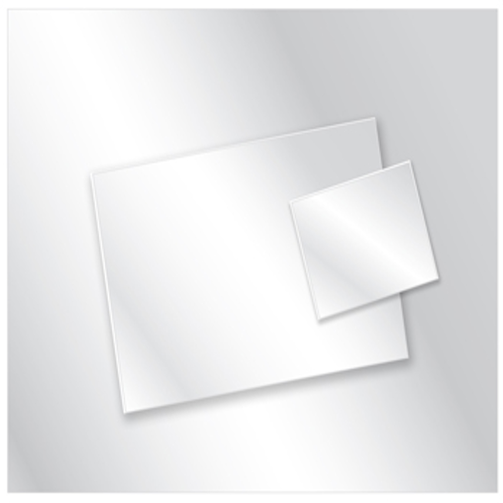 UNBREAKABLE MIRROR 5IN X 7IN (