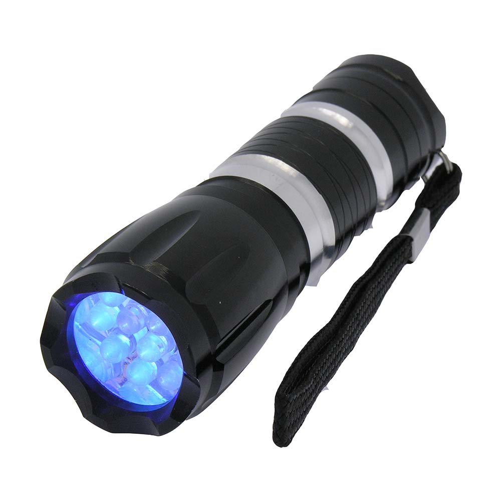 UV-LED Ultra Violet Flashlight