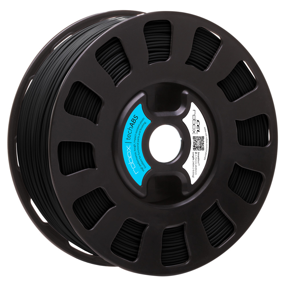 techABS Filament - Black