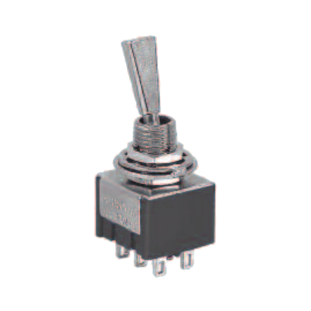 6P ON-OFF-ON/DPDT Mini Toggle Switch