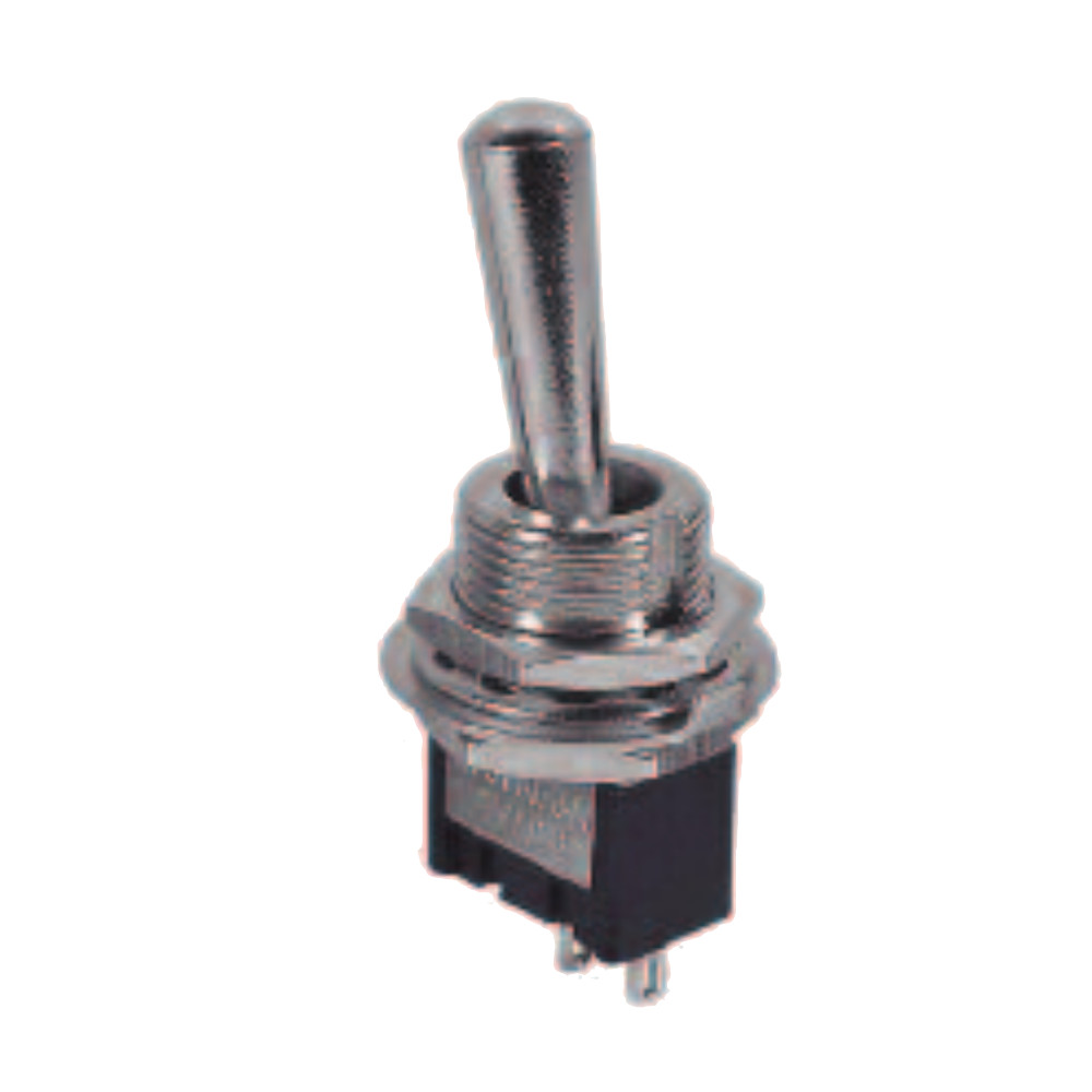 2P ON-OFF/SPST Mini Toggle Switch