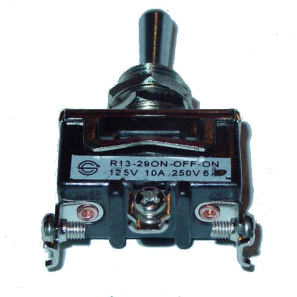 SPDT ON/OFF/ON TOGGLE SWITCH D