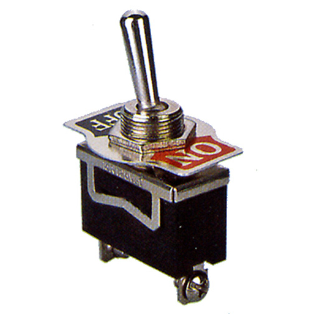 Standard Sized Toggle Switches Heavy Duty Switch Dpdt Onoffon