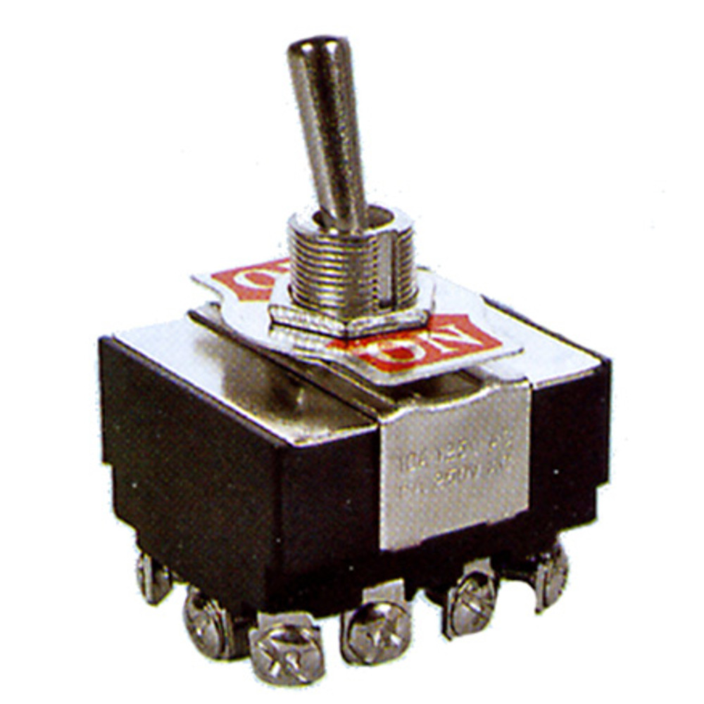 HEAVY DUTY TOGGLE SWITCH  ON-O