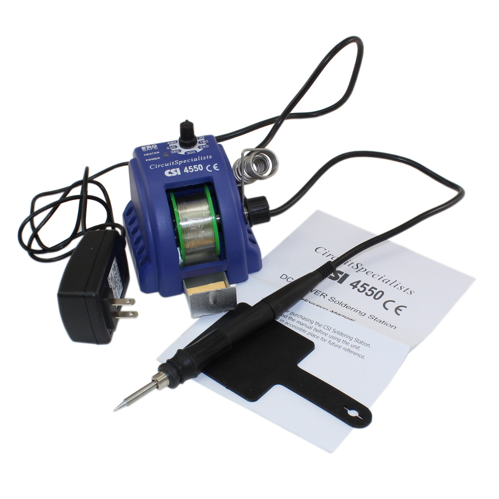 Low Cost 45 Watt Soldering Iron Kit