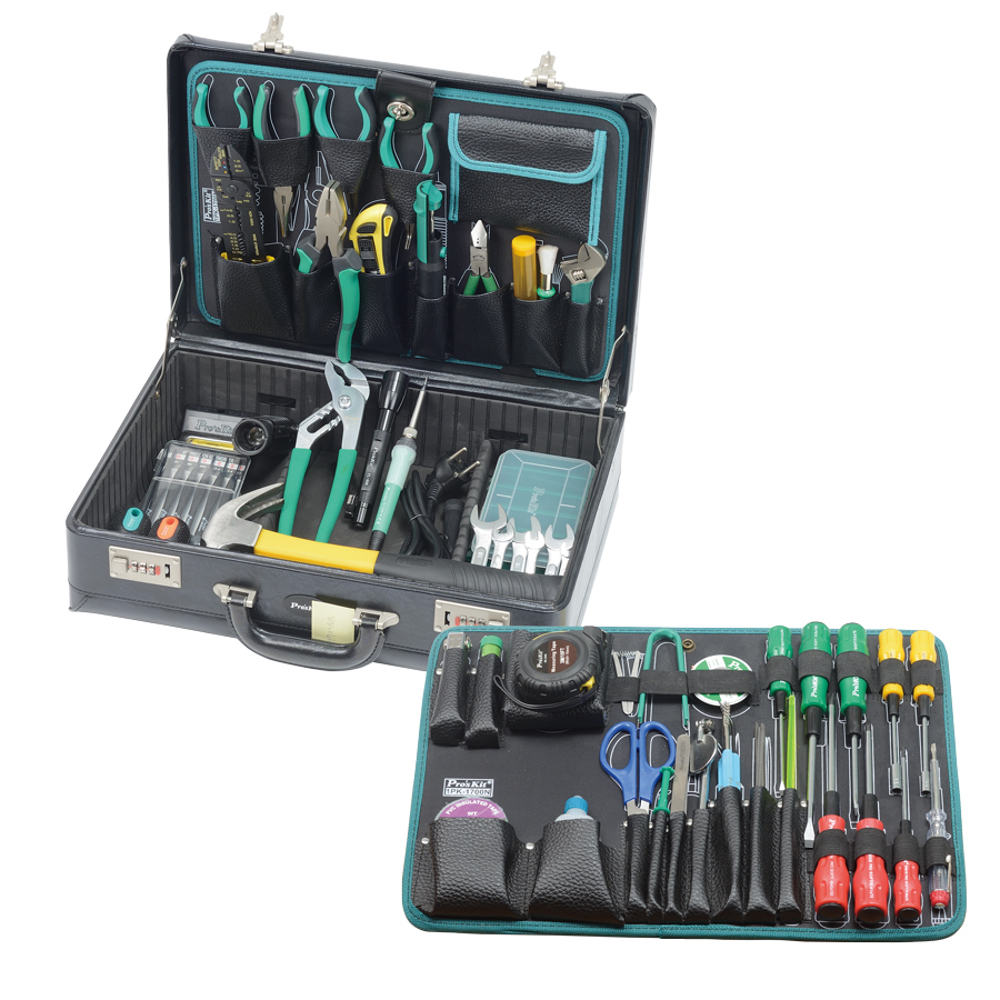 Electronics Master Kit - Briefcase Style
