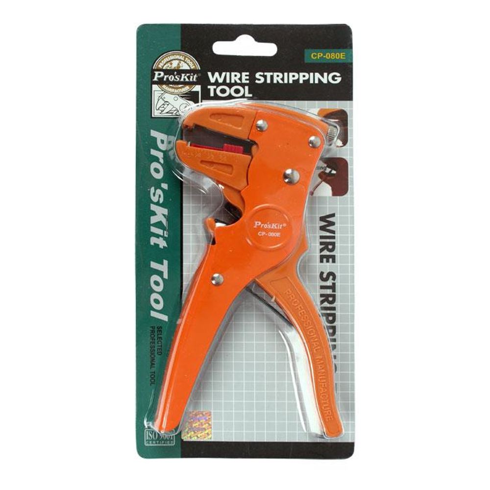 Self-Adjusting Economy Wire Stripper